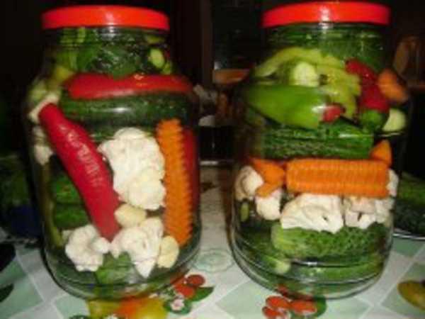 Соление овощей холодным способом ассорти в ведрах. квашеные овощные смеси. рецепт овощное ассорти с острым перцем