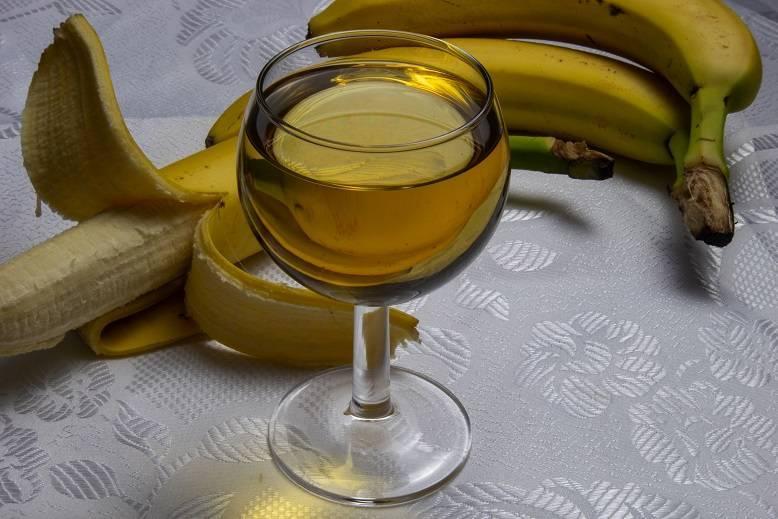 Банановое вино  – 4 рецепта в домашних условиях