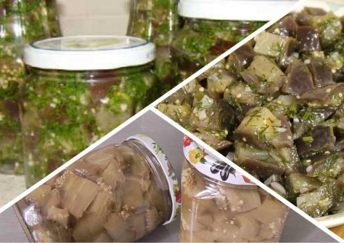 Для любителей баклажан, похожих на грибочки: 7 лучших рецептов на зиму