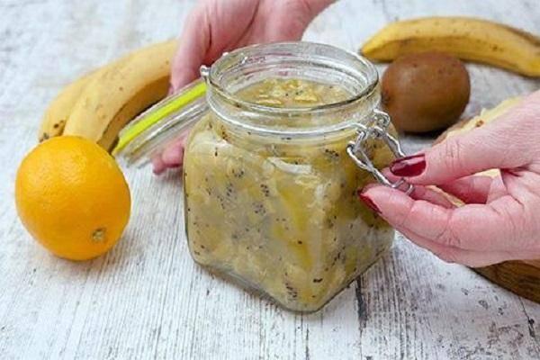Варенье из бананов на зиму: классическое с другими фруктами