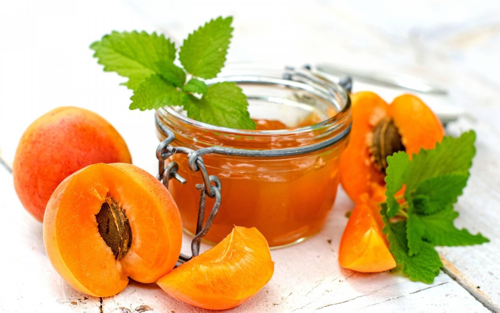 Варенье из абрикосов: 8 рецептов королевского варенья на зиму