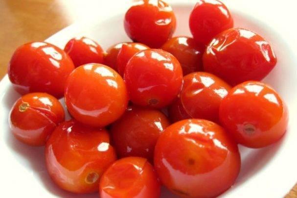 Как засолить помидоры на зиму холодным способом