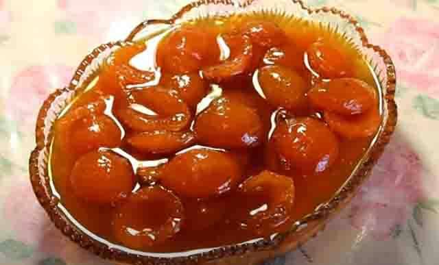 Простые рецепты варенья из абрикоса без косточки с ядрышками на зиму, густое и вкусное