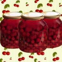 Консервирование вишни на зиму - 6 рецептов