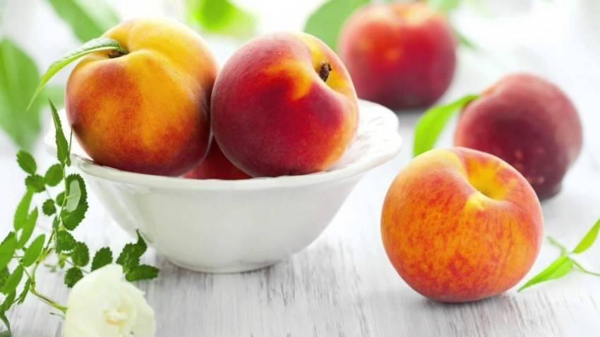 Персики — польза и вред для здоровья