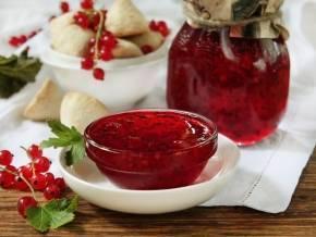 Варенье из красной смородины: простые рецепты на зиму