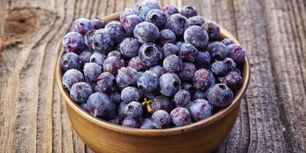 Как приготовить чернику на зиму и сохранить витамины