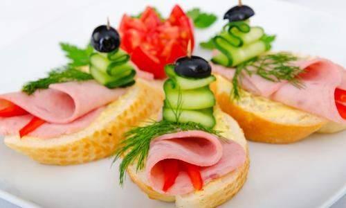 Новогодние бутерброды: лучшие и проверенные рецепты для праздника