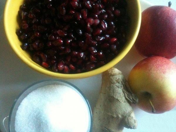 Что приготовить из граната кислого на зиму быстро. рецепты в домашних условиях