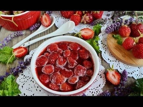 Варенье из земляники: 9 вкусных рецептов земляничного варенья на зиму