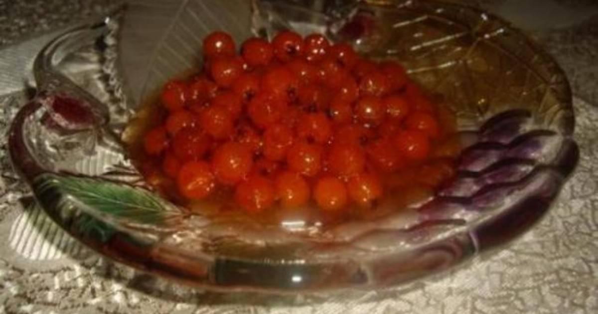 Варенье из рябины красной рецепт
