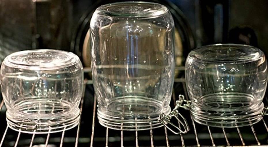 Стерилизация банок в микроволновке: как за 5 минут подготовить тару для закатки?