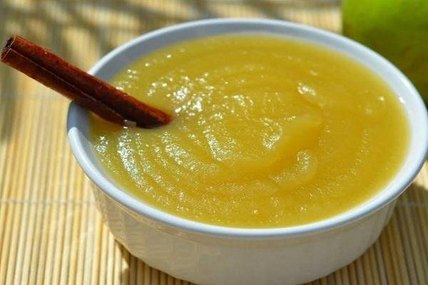 Как приготовить соус из яблок