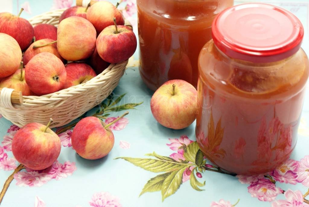Яблочное варенье в мультиварке: предельно простой рецепт