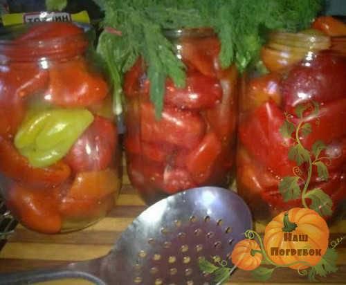 Маринованный болгарский перец на зиму. 8 очень вкусных рецептов — пальчики оближешь