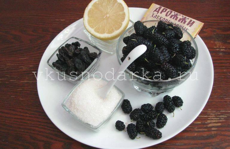 Варенье из тутовника. варенье из шелковицы: рецепты приготовления. готовим компот и варенье из ягод тутовника