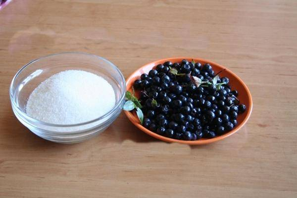 Черника, протертая с сахаром без варки — рецепты на зиму, пропорции