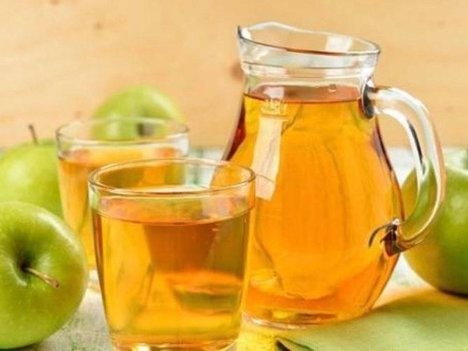 Пошаговый рецепт варки компота из малины и яблок на зиму