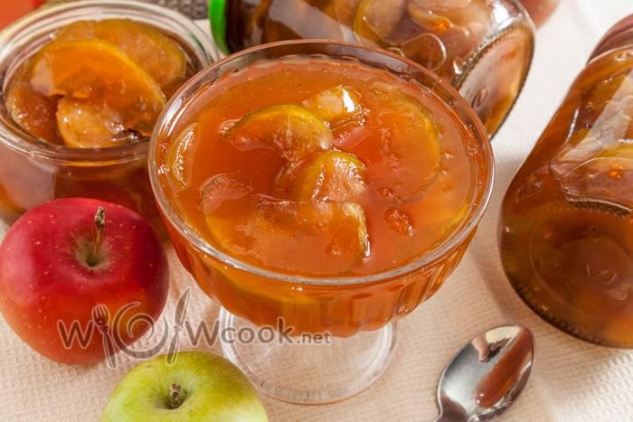 Варенье из яблок дольками прозрачное: золотые рецепты с фото