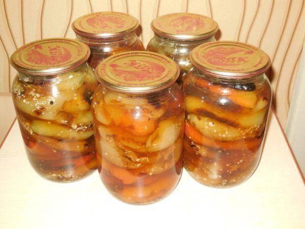 Топ 12 вкусных рецептов засолки болгарского перца на зиму целиком
