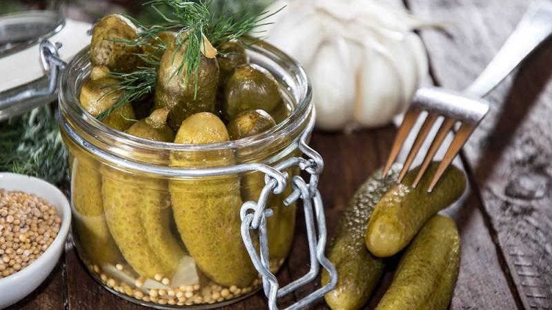 Огурцы с горчицей (резаные, малосольные, хрустящие) – топ вкуснейших рецептов