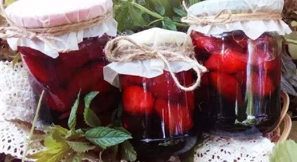 Варенье из клубники на зиму — как сварить варенье из клубники густое с целыми ягодами