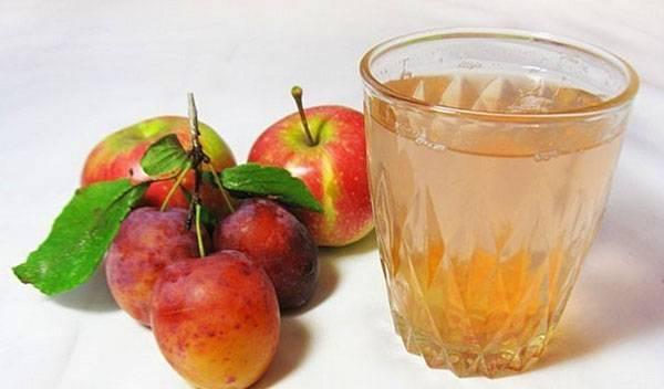 Компот из недозрелых яблок: как варить на зиму, пошаговый рецепт приготовления