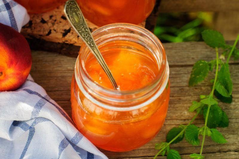 ТОП 9 рецептов приготовления на зиму пюре из персиков в домашних условиях