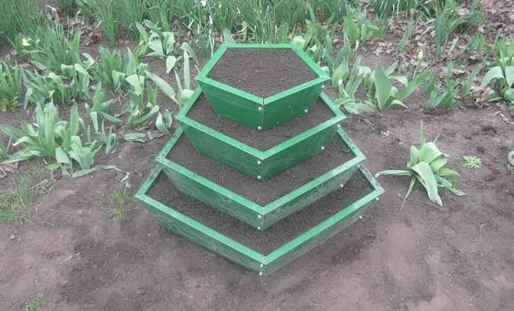 Технология выращивания огурцов в ведрах в теплице