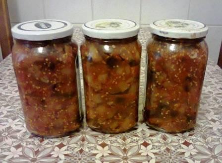 Топ 18 простых рецептов приготовления овощной икры на зиму