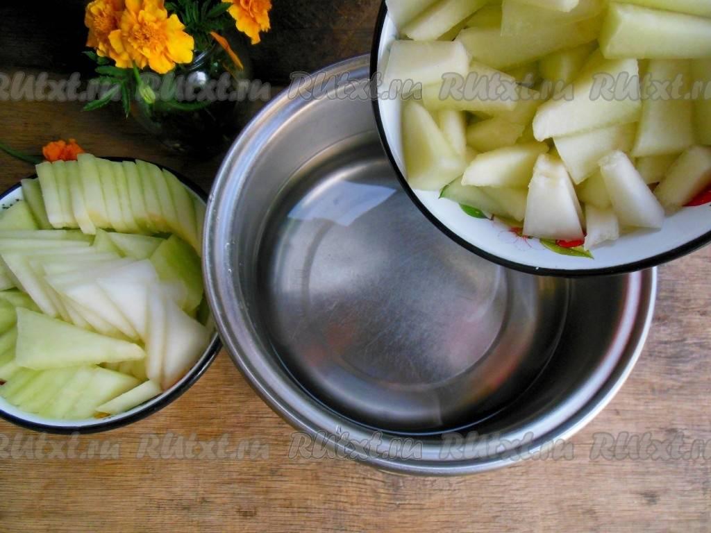 Как заморозить дыню на зиму в домашних условиях: рецепты, можно ли