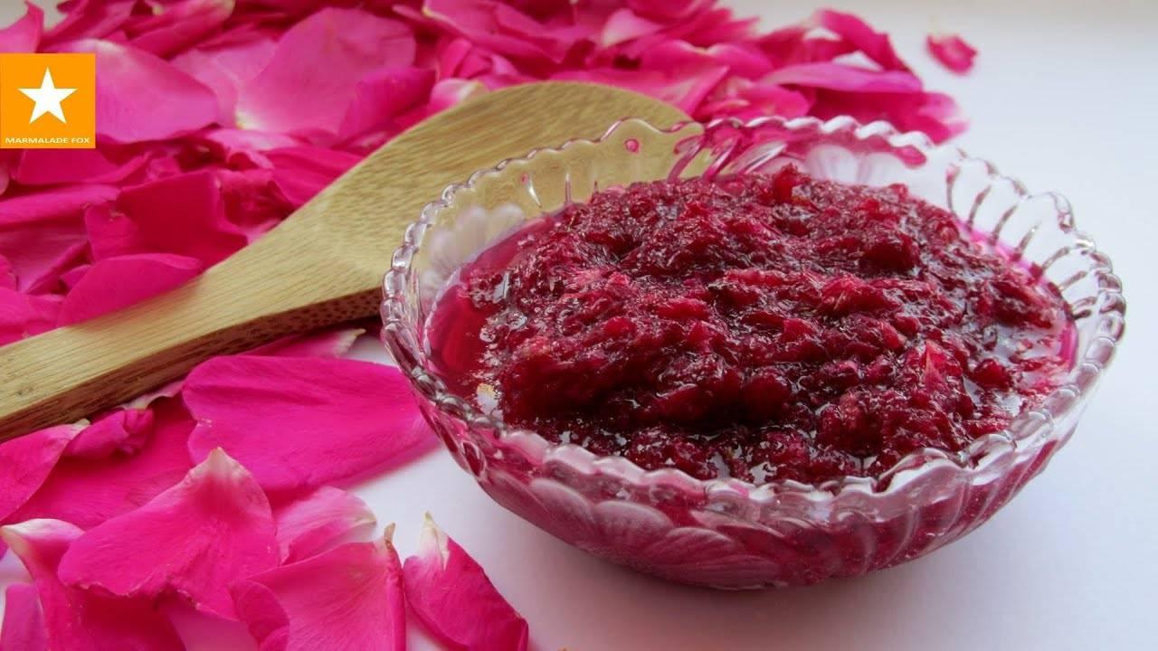 Рецепты варенья из лепестков роз не оставят равнодушними