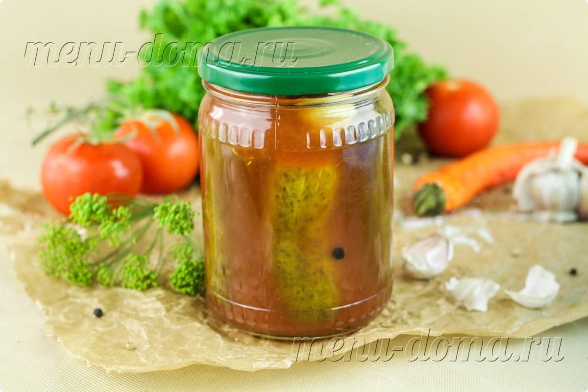6 рецептов приготовления заготовок соуса из огурцов на зиму