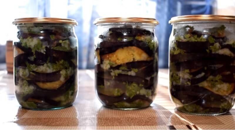 Синие с базиликом на зиму. лучшие рецепты заготовки баклажанов с медом на зиму. способы маринования баклажанов с медом на зиму