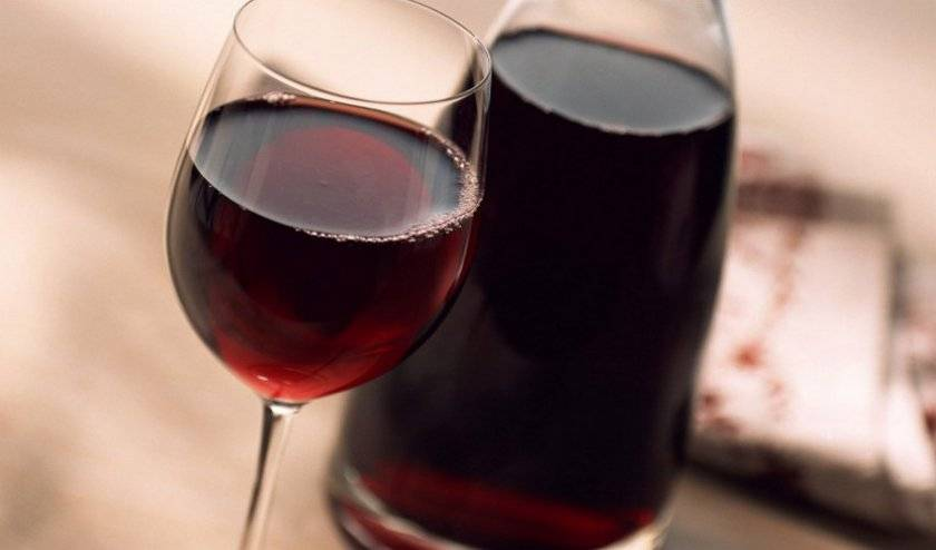 Приготовление шикарного вина из винограда