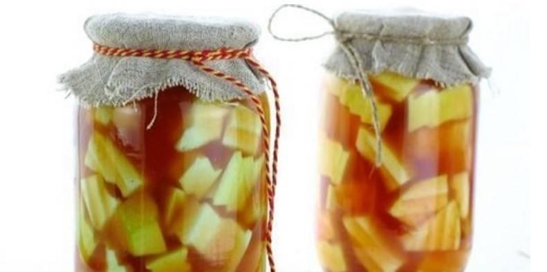 Кетчуп из кабачков на зиму