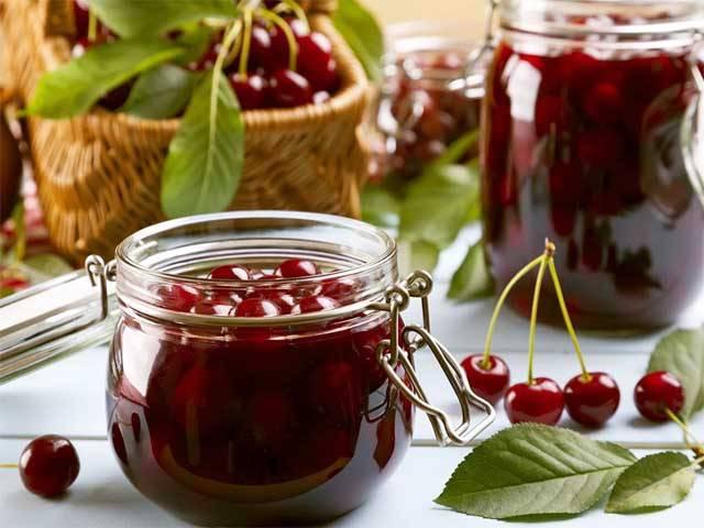 Варенье из черешни. простые рецепты приготовления ароматной заготовки