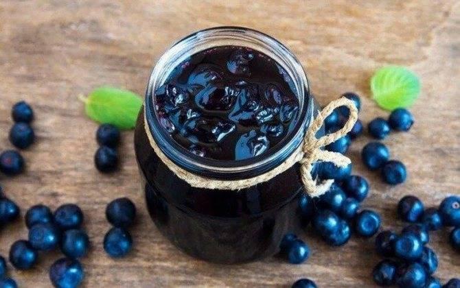 Черника на зиму без варки – 4 рецепта