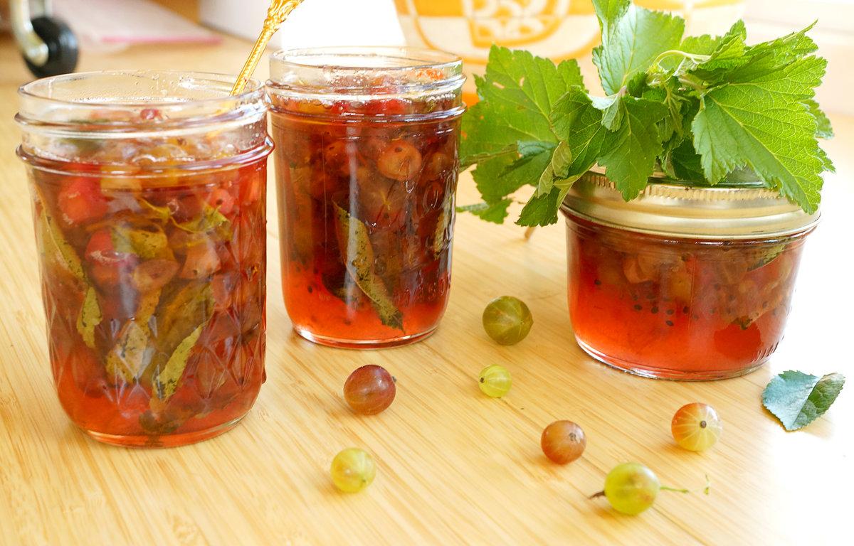 Варенье из крыжовника. 7 самых вкусных рецептов варенья из крыжовника