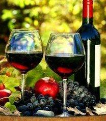6 простых рецептов, как сделать вино из свежей клюквы в домашних условиях