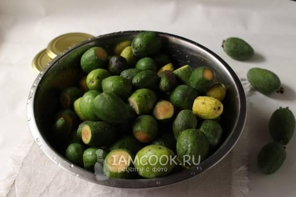 Компот из фейхоа: рецепты приготовления напитка из экзотической ягоды. рецепт: компот из фейхоа на зиму - без хлопотный способ приготовления