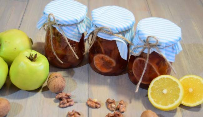 Варенье из айвы: самые вкусные рецепты с фото