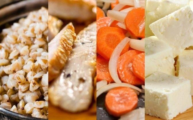 Гречка с овощами на зиму