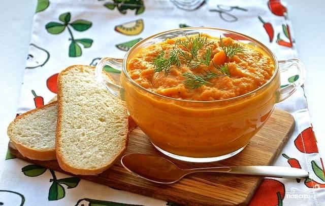 Кабачковая икра с морковью на зиму