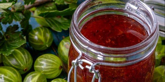 Варенье из крыжовника на зиму — хорошие рецепты на любой вкус