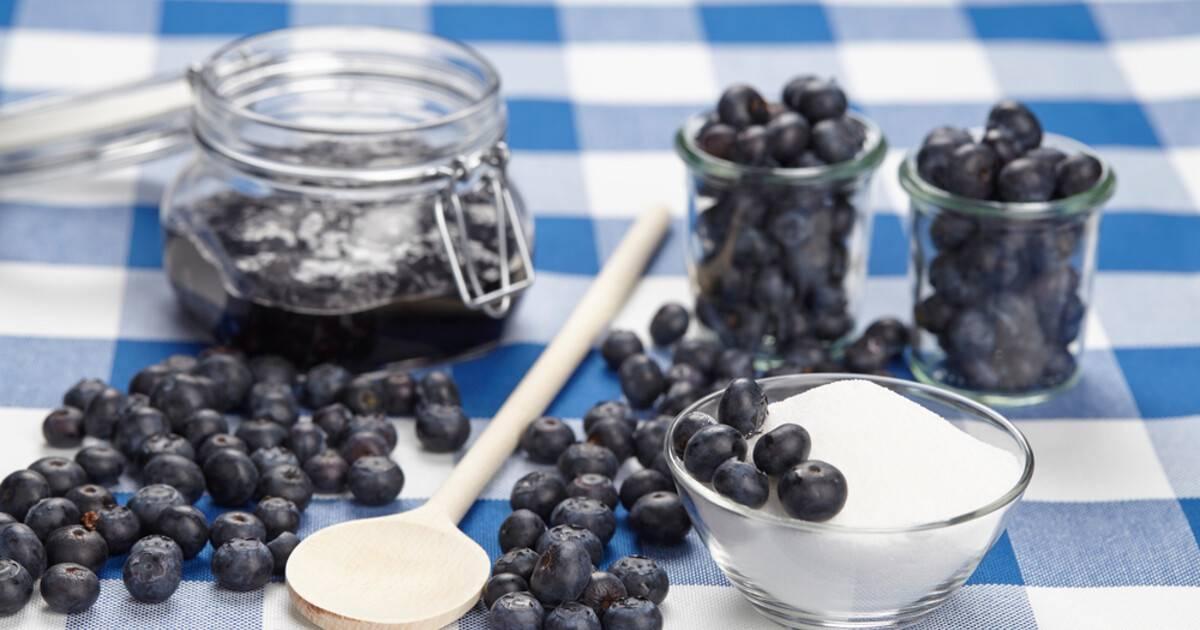 Варенье из голубики — рецепты на зиму