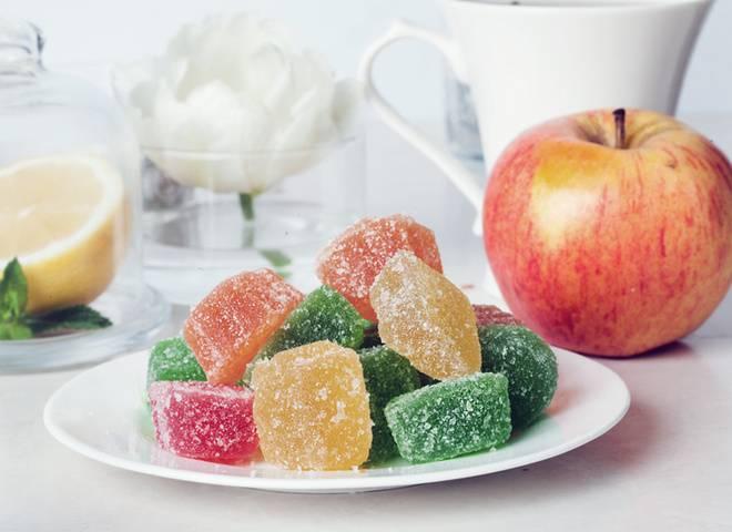 ТОП 9 рецептов, как в домашних условиях приготовить мармелад из яблок на зиму