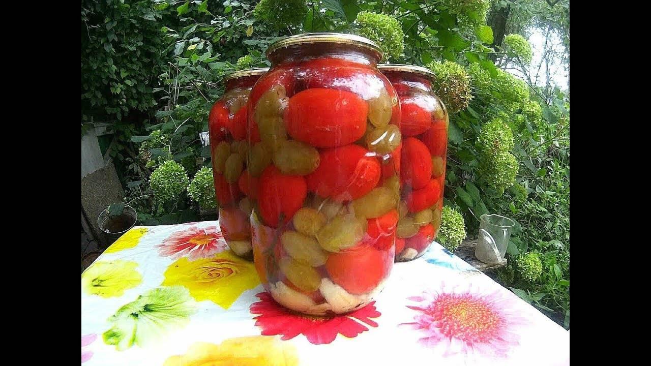 Помидоры с виноградом на зиму. вкусные рецепты консервирования помидоров с виноградом на зиму