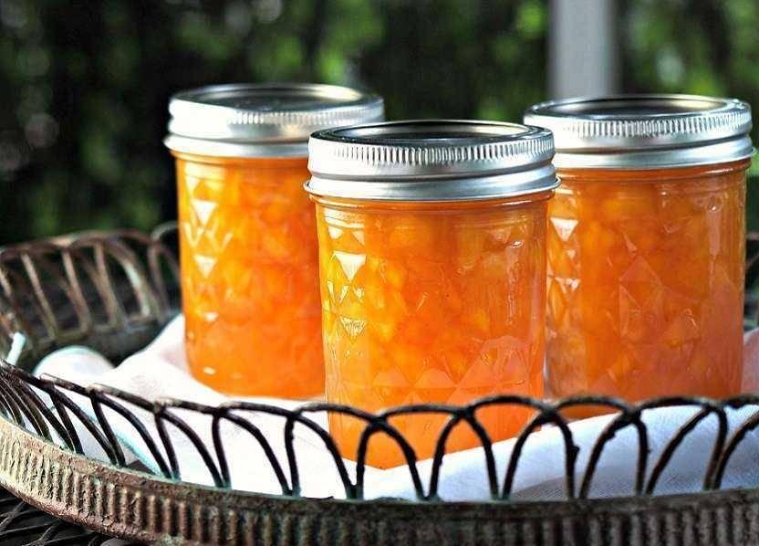 Простой пошаговый рецепт приготовления джема из нектарина на зиму