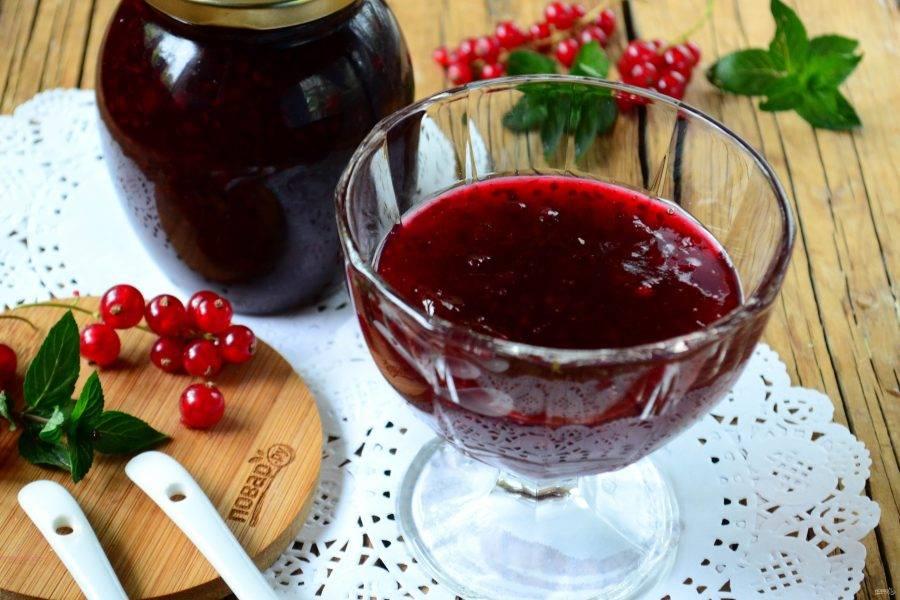 Что можно сделать из белой смородины: рецепты сладких и мясных блюд